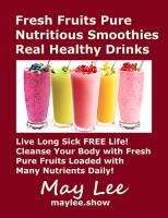 Fresh Fruits Pure Nutritious Smoothies  Real Healthy Drinks 2