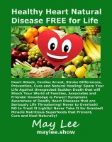 Healthy Heart Natural Disease FREE for Life