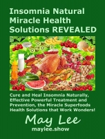 Insomnia Natural Miracle Health Solutions REVEALED