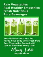 Raw Vegetables Real Healthy Smoothies Fresh Nutritious Pure Beverages