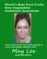 World's Best Pure Fruits Raw Vegetables Healthiest Smoothies