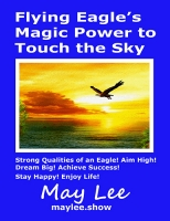 Flying Eagle's Magic Power to Touch the Sky