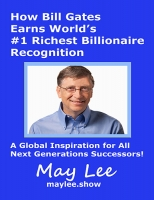 How Bill Gates Earns World's Number 1 Richest Billionaire Recogniition