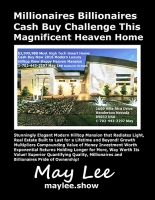 Millionaires Billionaires Cash Buy Challenge This Magnificent Heaven Home