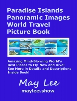 Paradise Islands Panoramic Images World Travel Picture Book