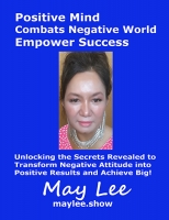 Positive Mind Combats Negative World Empower Success
