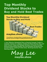 Top Monthly Dividend Stocks to Buy and Hold Best Trades