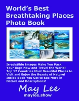 World's Best Breathtaking Most Beautiful Places Photo Book 2